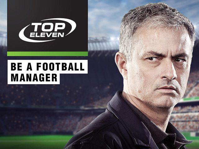 Game Top Eleven Be A Soccer Manager